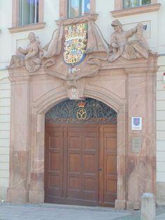 District court Altenburg portal  Photo by lucien kivit — National Geographic Your Shot