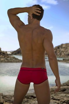 Ramón Puñet for XTG (Summer 2009) #RamonPunet #swim #swimwear #beach #sea