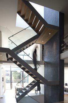 #Staircase | Private House | London SW19 | Giles Pike Architects