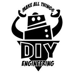 DIY Engineering Sticker