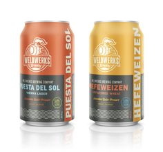 WeldWerks Brewing Co. Cans