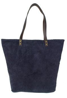 Navy Genuine Italian Suede Tote Handbag  https://www.amazon.co.uk/Girly-HandBags-Genuine-Italian-Handbag/dp/B01E92V3W8?ie=UTF8&*Version*=1&*entries*=0