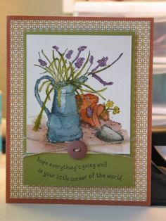 practicing watercoloring by daotz - Cards and Paper Crafts at Splitcoaststampers