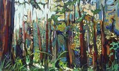 Jennifer Harwood, Vancouver - Hidden Forest