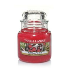 Yankee Candle - Framboise rouge (red raspberry)