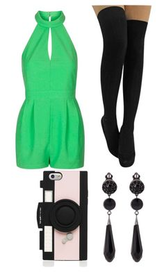 """""""outfit ideas"""" by msraver on Polyvore featuring Topshop, Kate Spade and Givenchy"""