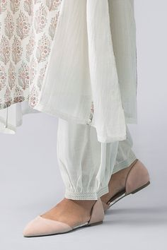 Good Earth - Gulnaar: Cotton Salwar