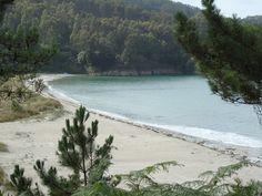 Praia de Area Maior (Os Muíños-Muxía)