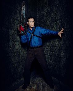 Actus Séries TV du 29 octobre 2015 - ASH Vs EVIL DEAD