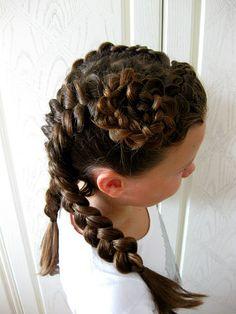 bayramlık saç modelleri (21)