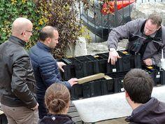 SOL Festkies Seminar 2015: PVC Modul Elemente Treppen