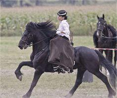 Side Saddle Lady | Flickr - Photo Sharing!