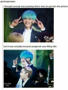 Why Jungkook is different. He chose not to be in the pic just for Yoongi to be in it.😭😭😭 I love jungkook and min yoongi! K Pop, Kpop Memes, Memes Humor, Yoongi Bts, Bts Bangtan Boy, Got7, Mma, Bts Memes Hilarious, Les Bts