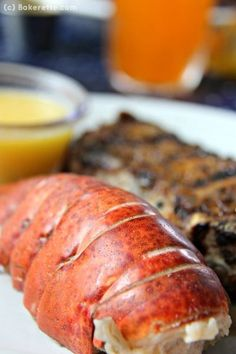 How to make perfectly succulent boiled lobster tail