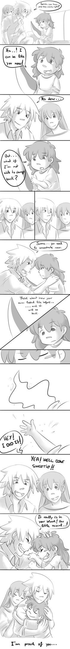 Still me (part 3) by KeysaMoguri on deviantART