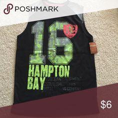 💥Sleeveless Tshirt💥 Black sleeveless Tshirt. Size small. Arizona Brand.  New with tags. Arizona Jean Company Shirts & Tops Tank Tops