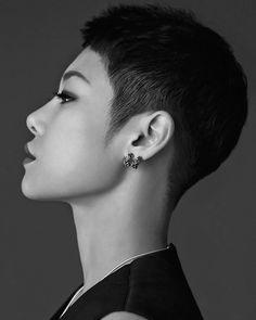 [MAGAZINE] Cheetah – InStyle Korea Magazine May Issue '15