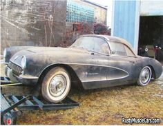 Corvette Junkyard Quot Lincoln S Salvage Quot From The Seattle