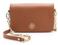 Tory Burch Robinson Adjustable Mini Bag on shopstyle.com