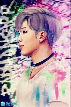 Especial de RapMonster. Fotos de los idolos coreanos BTS. #fanfic # Fanfic # amreading # books # wattpad