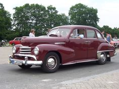 Alle Größen   1951 Opel Kapitän EL K 512 H Meppen 06062010 118 (95)   Flickr - Fotosharing!