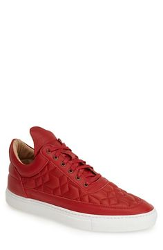 Filling+Pieces+Quilted+Leather+Sneaker+(Men)+available+at+#Nordstrom