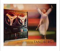 Tandberg.