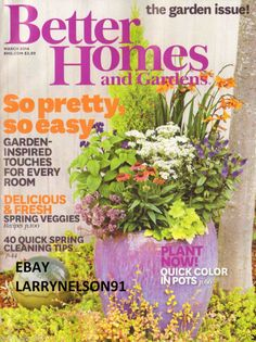 click here to request a free subscription to better homes and gardens magazine from freebizmag you will not have to enter any payment information - Better Homes And Gardens Free Subscription