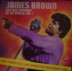 Live and Lowdown at the Apollo, Volume 1 (Vinyl)