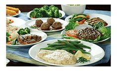 28 Healthful Lunches and 28 Dinners 2 Options Available   Free Delivery