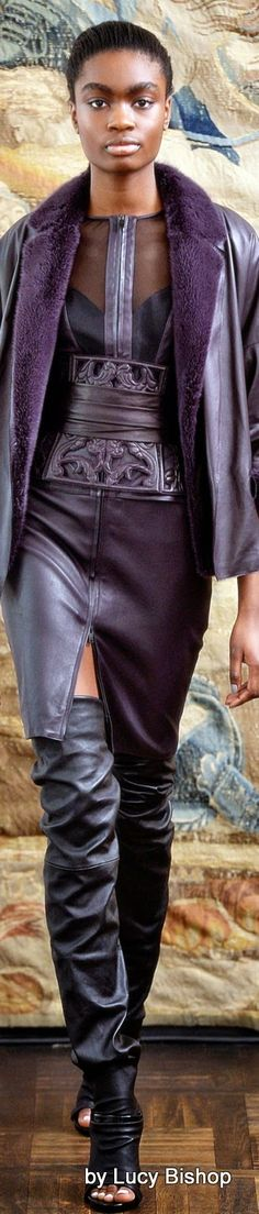 Jitrois Purple corset style sheer top #UNIQUE_WOMENS_FASHION