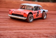 The dirt oval Vintage racing car of your dreams is waiting for you. Come check out the ones for sale. Slot Car Race Track, Slot Car Racing, Dirt Track Racing, 1955 Chevrolet, 1955 Chevy, Nascar Cars, Nascar Racing, Volkswagen, Old Race Cars