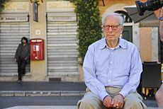 Robert Venturi is an architect and an architectural historian. He was the man who started the attack on modernism, with the release of his book, 'Complexity and Contradiction in Architecture' in 1966.