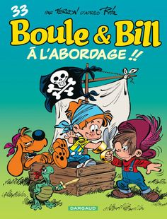 Boule et Bill tome 33 © Dargaud