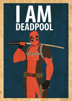 Deadpool Poster by Procastinating.deviantart.com on @deviantART