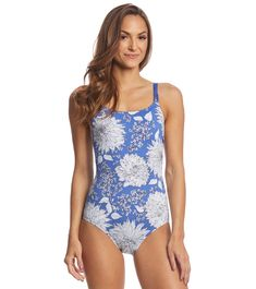 c6f393059aa Amoena Mastectomy Jersey One Piece Swimsuit