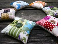 Great Pin Cushions for your sewing fanatic.