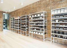Henry Wilson Studio converts former bakery into Sydney Aesop store.