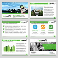 PowerPoint Template for a Fast Growing Startup by Mac Arvy