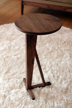 Side Table by Lifeinstallo