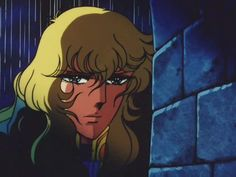 """The Rose of Versailles, episode 39: """"His Smile is Forever Gone!"""""""