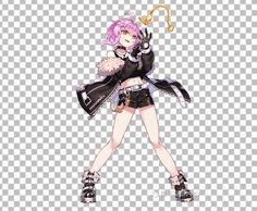Anime Art Girl, Manga Art, Kawaii Girl, Gifs, Game Character, Funny Comics, Girl Pictures, Pixel Art, Anime Characters
