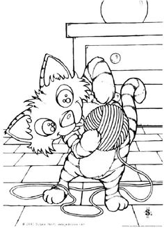 Katze Ausmalbilder 53 Kinderbckerei Pinterest