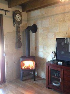 ESTUFA JOTUL 305 EN RIBEIRA | Docer, venta de chimeneas, accesorios y recambios.