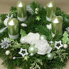 Gnomes, Christmas Diy, Wreaths, Table Decorations, Products, Corona, Xmas, Crowns, Advent