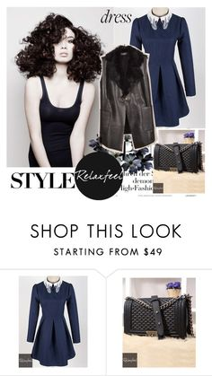 """""""Relaxfeel"""" by fahreta1992 ❤ liked on Polyvore featuring Angelo and Relaxfeel"""