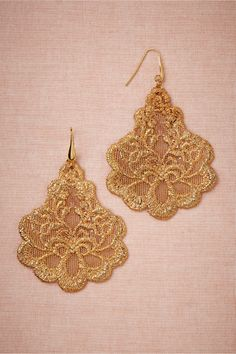 Oria Earrings from BHLDN