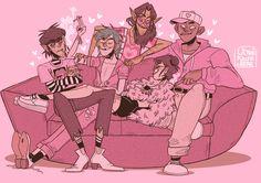 shut up: Photo Gorillaz Fan Art, Monkeys Band, Cartoon N, Computer Wallpaper, Cool Bands, Music Artists, Cute Art, Anime, Character Design