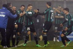 Sassuolo wonderkid Domenico Berardi scores four goals vs AC Milan