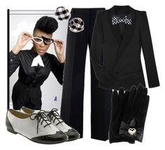 WoodyPecker#3 by omsoul on Polyvore featuring polyvore fashion style Armand Basi Great Plains Steve Madden H&M Bocage clothing janelle monae